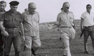 الرقابة الإسرائيلية حذفت مقاطع من الوثائق التي نشرت حول أسرار حرب67