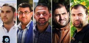 #الصحافة_ليست_جريمة يتصدر الترند الفلسطيني
