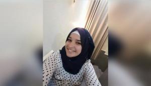 الأسيرة نورهان عواد تتفوق في الثانوية العامة