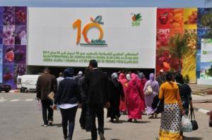 دعوى في المغرب لطرد شركة إسرائيلية من ملتقى الفلاحة الدولي