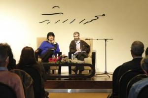 """رام الله: توقيع كتاب """"شهرزاد ما زالت تروي"""""""
