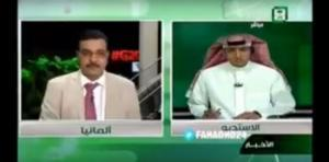بالفيديو..مذيع سعودي: العاصمة الالمانية هامبورغر !!!