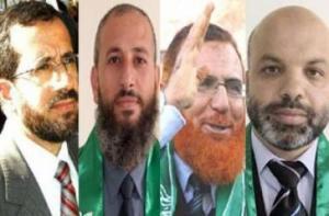 """""""العليا الإسرائيلية"""" تبطل قرار سحب هويات نواب حماس المبعدين عن القدس"""