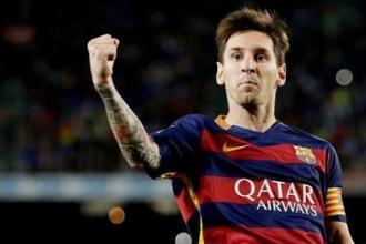 ميسي أفضل لاعب في يناير بالدوري الإسباني