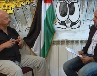 """جمال جمعة : قرار تهجير الفلسطينيين من منطقة الخان الاحمر """" سياسي استراتيجي """""""