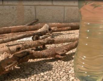 دير عمار تستنجد بـ وطن لتجديد شبكة مياه عمرها 35 عاماً