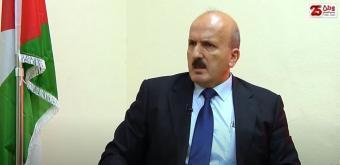 """""""وطن"""" تحاور المتحدث الرسمي باسم المؤسسة الأمنية اللواء طلال دويكات"""