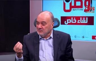وطن تحاور ناصر القدوة حول الوضع السياسي الراهن
