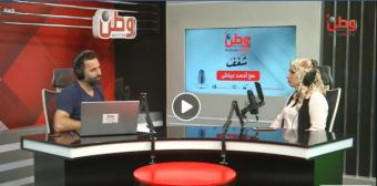 """""""الفن بحر لا ساحل له"""".. شغف الالوان مع الفنانة فرح الديك"""