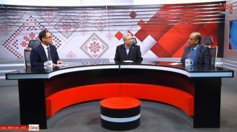 """مصطفى البرغوثي والوزير الشلالدة لوطن:يجب مواجهة صفقة القرن بـ""""حرب قانونية"""" في المحافل الدولية، بالإضافة إلى المقاومة الشعبية وإنهاء الانقسام"""