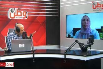 إيمان خطيب عضو القائمة المشتركة بالداخل لوطن: هناك تصعيد دموي من نتنياهو خلال حملته التحريضية ضد العرب
