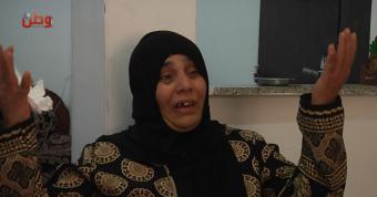 """من أجل (3) شواقل قتلوا محمد.. عائلة الريزي تطالب المسؤولين عبر """"وطن"""" بمحاسبة قتلة ابنها"""