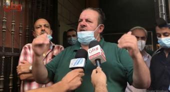 """عائلة المرحومة """"دانا صلاح """" تطالب عبر وطن الحكومة بتطبيق القانون ووقف الاستهتار الحاصل في شوارعنا"""