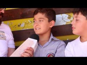 الحلقة الأولى مطبخ بلدي أطيب، طلاب المدارس وصندوق الطعام المدرسي