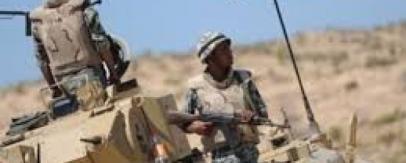مصر: مقتل 5 جنود وسط سيناء