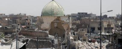 الجيش العراقي يعلن السيطرة على الموصل