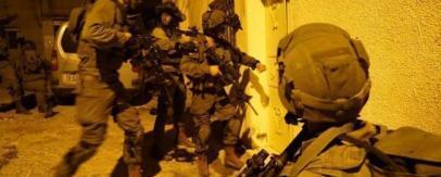 الضفة فجراً.. مداهمات واعتقالات تطال 7 مواطنين بينهم أطفال
