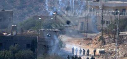 قوات الاحتلال تحاصر كفر قدوم وتعلنها منطقة عسكرية مغلقة