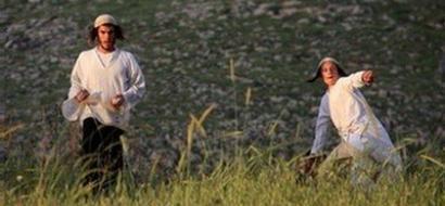 مستوطنون يهاجمون الحراثين جنوب نابلس