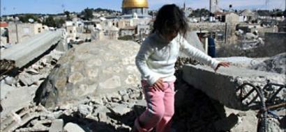 في ظلال القمة... بيوت القدس تهدم