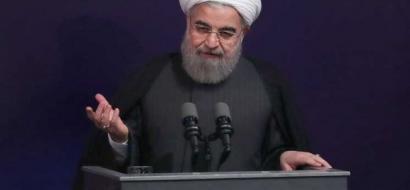 """روحاني يتوعد: الايرانيون سيجعلون واشنطن """"تندم على لغة التهديد"""""""