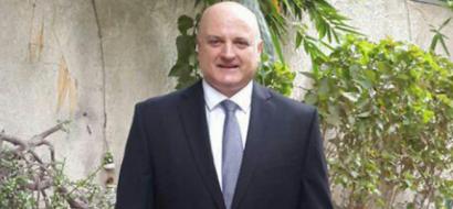 السفير الاسرائيلي في القاهرة، غائب منذ ثلاثة اشهر