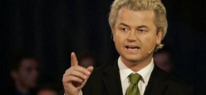 """فيلدرز يطلق حملته الانتخابية تحت شعار إنهاء """"أسلمة"""" هولندا"""