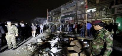 23 قتيلا بتفجيرات استهدفت حفل زفاف في تكريت العراقية
