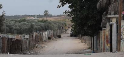 """خاص لـ""""وطن"""" بالفيديو .. غزة : مطالبات بتوفير الخدمات بـ""""حي الفرطة"""" في بيت حانون والبلدية ترد"""