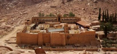 مقتل ضابط  مصري في هجوم استهدف دير سانت كاترين