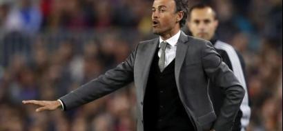 إنريكي: برشلونة دفع ثمن أخطاء مباراة الذهاب
