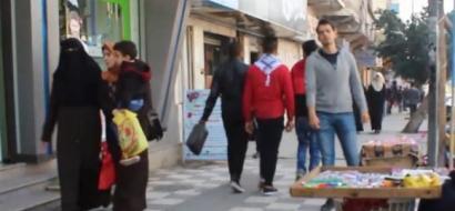 خاص .. الصحفيون والمواطنون في غزة لكاميرا وطن : نحسب ألف حساب لكل كلمة نقولها