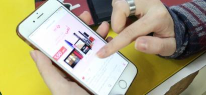"""خاص لـ """"وطن"""" بالفيديو.. أول متجر سعودي غزي للتسوق الإلكتروني"""