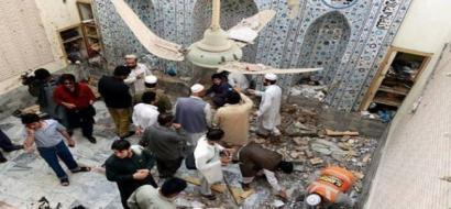 تفجير في مسجد مزدحم بالمصلين الشيعة في افغانستان