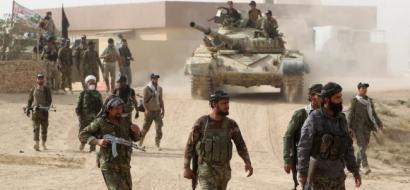 الجيش السوري وحلفاؤه يحررون سلسلة قرى جنوب شرق السويداء قرب الحدود مع الأردن