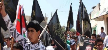بالصور... مسيرة واعتصام في كفراعي تضامنا مع الأسير ذياب
