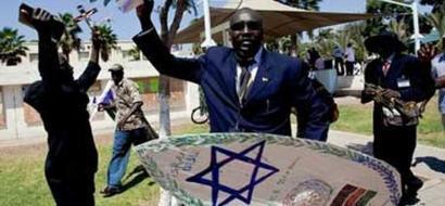 صحيفة : اسرائيل تدعم جنوب السودان بالسلاح والصواريخ لمحاربة السودان
