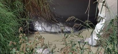 """خاص لـ""""وطن"""": بالفيديو.. سيل """"وادي الخليل"""" كارثة بيئية ومكرهة صحية"""