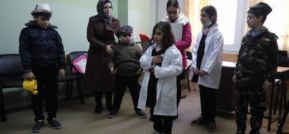 """خاص لـ""""وطن"""": بالفيديو.. الخليل: الغناء والموسيقى لتعليم الطلبة ذوي الإعاقة البصرية"""