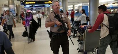 قتلى وجرحى بإطلاق نار بمطار في فلوريدا