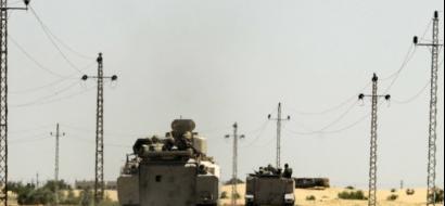 قتل 12 مسلحا في قصف جوي بشمال سيناء