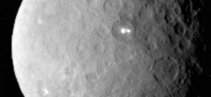 اكتشاف مواد عضوية على كوكب سيريس يرجح وجود حياة على سطحه
