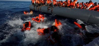 إنقاذ 9 آلاف مهاجر في البحر المتوسط خلال أسبوعِ