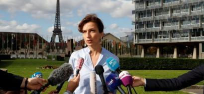 """رئيسة """"اليونسكو"""": سأعمل على إستعادة مصداقية المنظمة"""