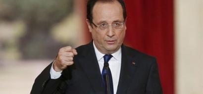 """الرئيس الفرنسي: قانون """"شرعنة الاستيطان"""" مناقض لحل الدولتين"""
