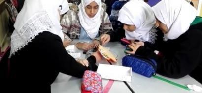 """خاص لـ""""وطن"""": بالفيديو.. قلقيلية: معلمتان تنافسان في """"أفضل معلم بالعالم"""""""