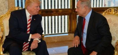 اتصالات لعقد لقاء بين ترامب ونتنياهو بعد أسبوعين