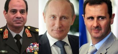 روسيا تدعو الى اشراك مصر في المفاوضات حول سوريا