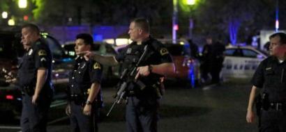 القبض على منفذ الهجوم المسلح بولاية ميريلاند الأمريكية أمس
