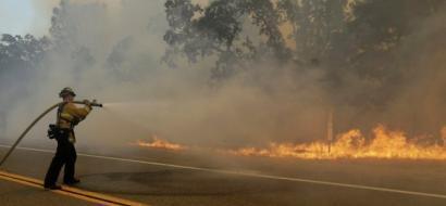 8400 مبنى تدمّر في حرائق كاليفورنيا